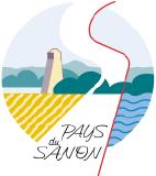logo de la communauté de communes du Pays du sânon
