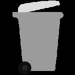 poubelle déchets ménagers