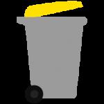 poubelle déchets recyclables